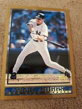 Topps 1998 Wade Boggs New York Yankees #215