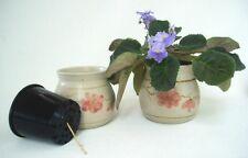 African Violet  Planter - Handmade in Australia
