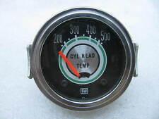 NOS New Harley Davidson Cylinder Head Temperature Gauge Panhead Shovelhead gage