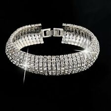 Crystal Bangle Fashion Bracelets
