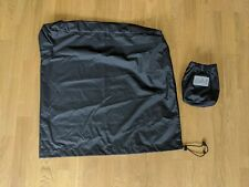 Black Cover with pouch for Brompton Folding Bike