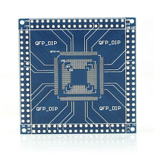 QFP/TQFP/LQFP 32/44/48/64/100/144 pin to DIP Pin Board Adapter Converter Module