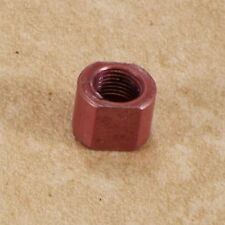 2000 - 2005 MARZOCCHI SHIVER DC FORK - RED ALLOY RETAINING NUT - ITEM B - MTB
