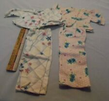 Terri Lee? 2 Pajamas Sets, 2 Piece Sets, Being Sold As Found, Lot 31, Vintage