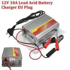 Output Voltage DC 12V 50AH AC 220V 10A Motorcycle Car Lead Acid Battery Charger