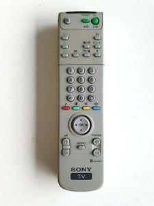 GENUINE ORIGINAL SONY RM-893 TV REMOTE CONTROL