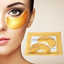 Gold Collagen Under Eye Treatment Mask Anti Wrinkle Ageing Moisture Skin Care