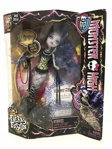 Monster High Sirena Von Boo Freaky Fusion Hybrid Doll BNIB Mint