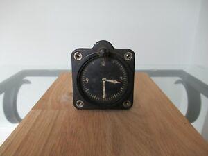 WW2 RAF Spitfire Smiths 8 Day Clock