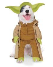 RUBIE'S DISNEY Star Wars YODA Pet Dog COSTUME Halloween NEW