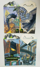 Godzilla 1998 Taco Bell Kids Meal Box - Lot of 2