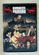 ROMANZO CRIMINALE - LA SERIE N.2 # Episdi 3 e 4 # L'Espresso DVD-Video  2010