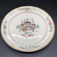 "International Tableworks Heartland Village 105 Salad Dessert Plate 8"" Market"