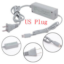 Power Supply Adapter Charger For Nintendo Wii U Gamepad Remote Controller