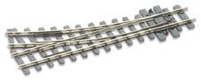 Peco SL-E491 Narrow Gauge Small Radius Right Hand Point Electrofrog 009 / HOe