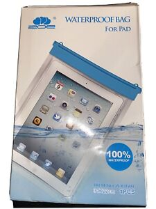 Universal tablet, phone Waterproof Case Dry Bag Pouch For Apple iPad Samsung