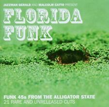 Various Artists Florida Funk CD 2006