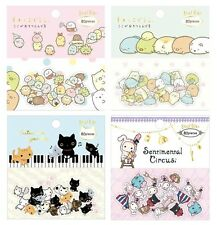 Kawaii Sentimental Circus Rilakkuma Sumikko gurashi Sticker flakes Seals sack