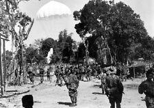 Vietnam War South Vietnamese Paratroopers 1954  Photo Reprint 7x5 Inch 91