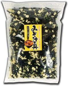 Plenty of miso soup ingredients (tofu and green onions) 500g