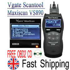 Universal Any Car Fault Code Scanner for Vauxhall Opel All Models OBD2 EOBD CAN