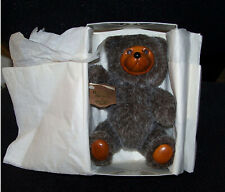 "Raikes Bear MIB Vintage 1985 ""Jamie"" Original Tags Brand New"