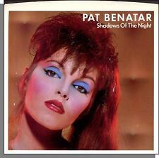 "Pat Benatar - Shadows of the Night + The Victim - 1982, 7"" 45 RPM PS Single!"
