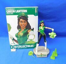 Green Lantern Jessica Cruz DC Bombshells Statue DC Collectibles 0770 of 5,000