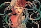AUDREY KAWASAKI POSTCARDS COMPLETE SET SERIES ONE 13 DIFFERENT ART PRINTS