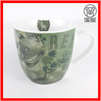Disney Pixar Toy Story Mug Coffee Tea Cup  Rex Dinosaur Green Collectable