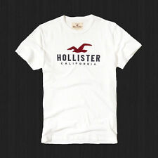 NWT HOLLISTER By Abercrombie Men 's Muscle Slim Fit Hammerland T Shirt Tee