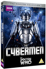 DOCTOR WHO - THE MONSTER COLLECTION - CYBERMEN - DVD - REGION 2 UK