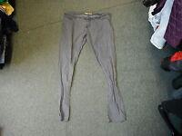 "Denim Co Skinny Jeans Size 20 Leg 33"" Faded Black/Grey Ladies Jeans"