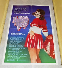 original RETURN TO HORROR HIGH one-sheet poster Alex Rocco Vince Edwards