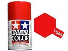 Tamiya TS-85 BRIGHT MICA RED Ferrari Red Spray Paint Can 3 oz 100ml  Mid America