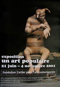 Rare Roxanne Swentzell  New Mexico XL Print Foundation Cartier Paris 2001