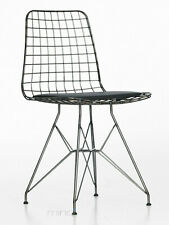 Drahtgestell Stuhl Industrie Draht -Designstuhl - Wire Design  (1 Stück)