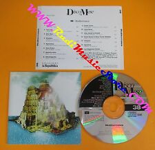 CD DISCO MESE 38 MEDITERRANEO PROMO compilation 1995 TARKAN PANTAREI (C4)
