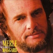The Troubadour [Box] by Merle Haggard (CD, Sep-2012, 4 Discs, Bear Family Records (Germany))