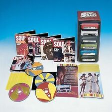 The 70's Soul Experience [Box] by Various Artists (CD, Oct-2001, 6 Discs, Rhino