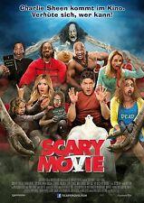 DVD *  SCARY MOVIE 5 - Charlie Sheen  # NEU OVP +