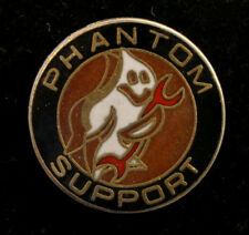 PHANTOM SUPPORT HAT PIN WOW!