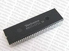 Technics SL-P8 CD player, system control CPU LSI / IC