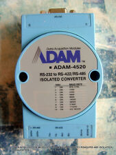 USED DATA ACQUISITION MODULES ADAM-4520 RS-232 TO RS422RS-485 ISOLATED CONVERTER