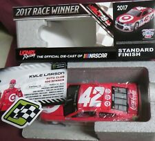 NEW, 1/24 ACTION  2017 SS, #42, TARGET CALIFORNIA WIN, KYLE LARSON
