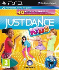 Just Dance Kids-Sony Playstation 3 (2011) - European Version von Ubisoft Neu