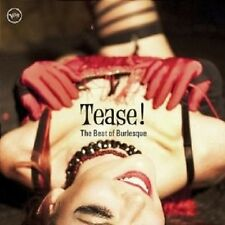 Tease: the Beat of Burlesque CD NUOVO