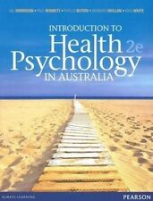 NEW - FAST to AUS - Introduction to Health Psychology in Australia by Morrison