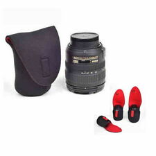 Neoprene Water Resistant Camera Lens Cases, Bags & Covers