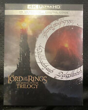 New ListingThe Lord of the Rings: Motion Picture Trilogy (Extended & Theatrical)(4K/Uhd)